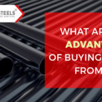 What are the advantages of buying steel from India